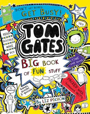Tom Gates Big Book of Fun Stuff