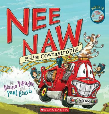 Nee Naw and the Cowtastrophe (Book & CD)