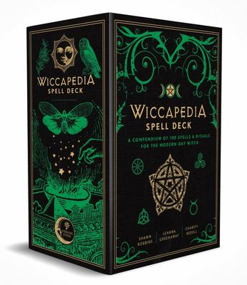 The Wiccapedia Spell Deck - A Compendium of 100 Spells and Rituals for the Modern-Day Witch