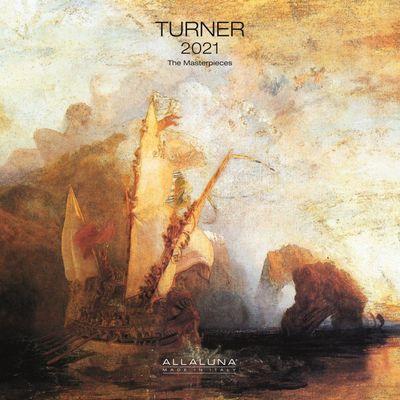 Turner Wall Calendar 2021