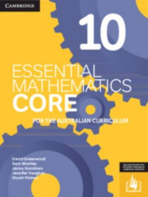 Essential Mathematics CORE for the Australian Curriculum Year 10