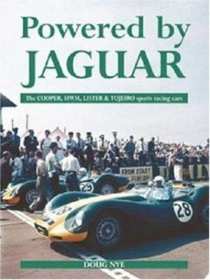 Powered by Jaguar - The Cooper, HWM, Tojeiro and Lister Sports-Racing Cars