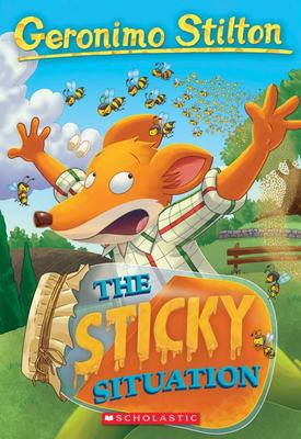 The Sticky Situation (PB) (#75 Geronimo Stilton)