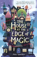 Homepage the house at the edge of magic 1