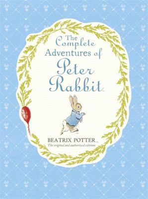 The Complete Adventures of Peter Rabbit (HB)