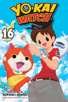 YO-KAI WATCH, Vol. 16