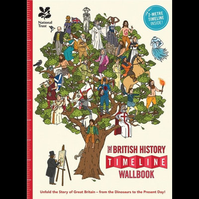 The What on Earth? British Timeline Collection - Six Tremendous Timelines