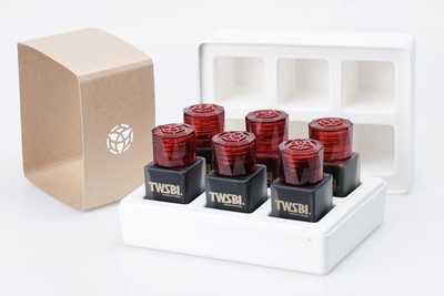 TWSBI Ink Combo color Pack 6pcs