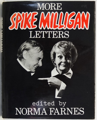 More Spike Milligan Letters