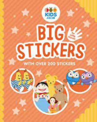 ABC Kids: Big Stickers for Little Hands