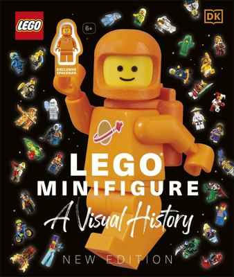 LEGO® Minifigure a Visual History New Edition - With Exclusive LEGO Spaceman Minifigure!