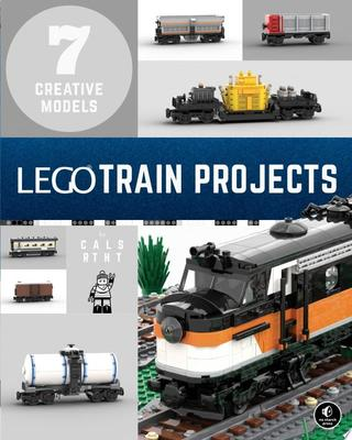 LEGO Train Projects - 7 Creative Models