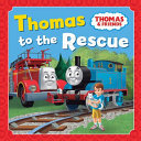 Thomas To The Rescue Board Book