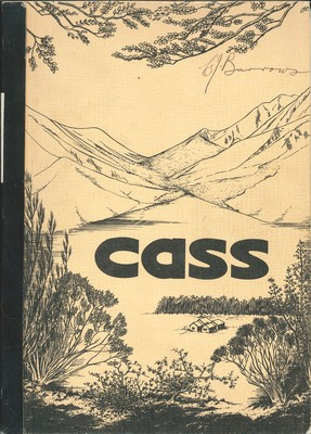 Cass - History and Science in the Cass District, Canterbury, New Zealand