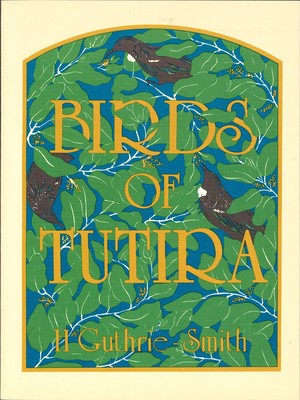 Birds of Tutira