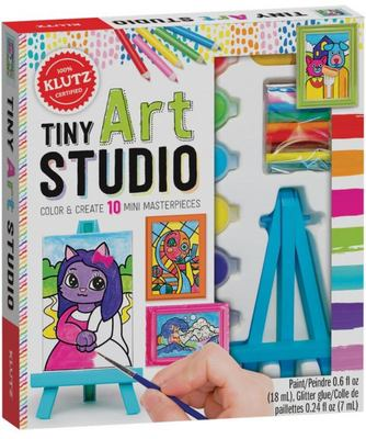 Tiny Art Studio (Klutz)