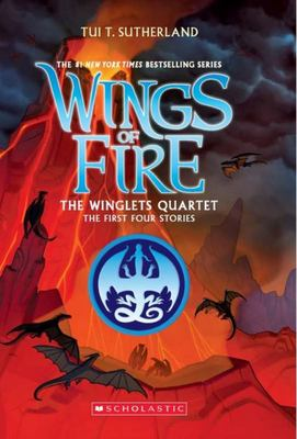 The Winglets Quartet (Wings of Fire)