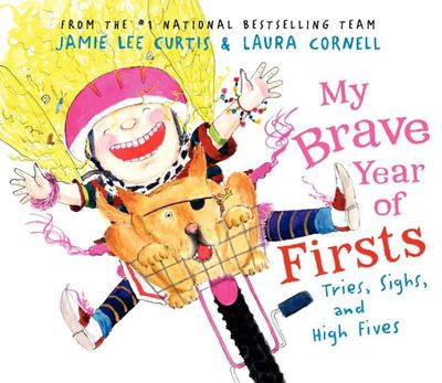 My Brave Year of Firsts Tries Sighs and High Fives