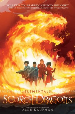 Scorch Dragons (Elementals #2)