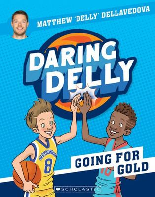 Going for Gold (#3 Daring Delly)