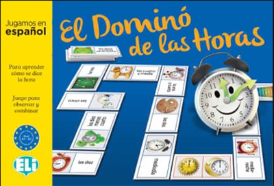El dominó de las horas - new edition