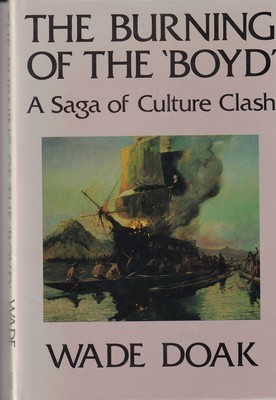 The Burning of the 'Boyd' A Saga Culture Clash