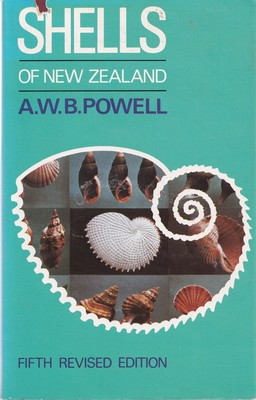 Shells of New Zealand Revised Edition