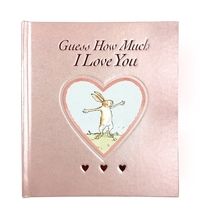 Homepage guess how much i love you blush sweetheart edition