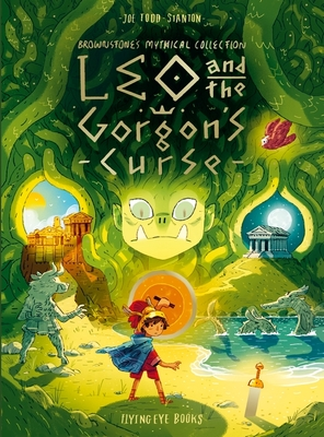 Leo and the Gorgon's Curse (Brownstone's Mythical Collection #4)