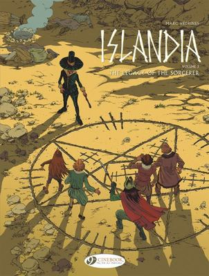 Islandia Vol 3: The Legacy of the Sorcerer