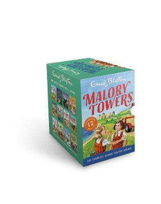 Malory Towers 1-12 Boxed Set