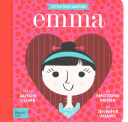 BabyLit Little Miss Austen: Emma: A Babylit Shapes Primer
