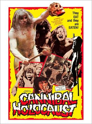 Cannibal Holocaust Poster Print