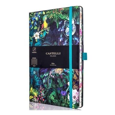 Castelli Diary Eden 2021 A5  Weekly Lily