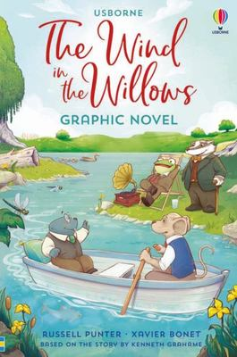 The Wind in the Willows Usborne Graphic