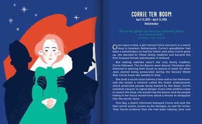 30 Stories for Girls with Godsized Dreams