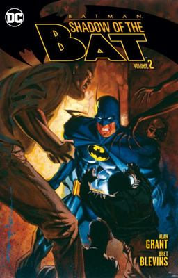 Shadow of the Bat: Volume 2