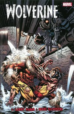 Wolverine by Larry Hama and Marc Silvestri Volume 2