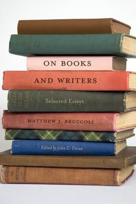 On Books and Writers - Selected Essays