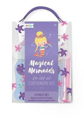 Magical Mermaids on the Go - Stationery Kit
