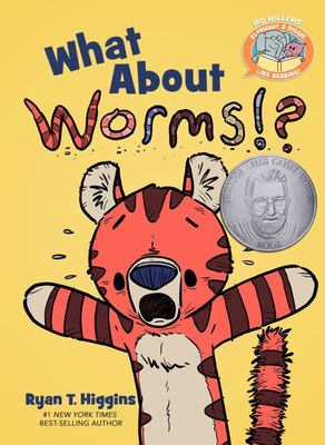 What about Worms !? ( Elephant & Piggie Like Reading!)