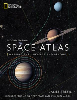 Space Atlas: Mapping the Universe and Beyond (HB)