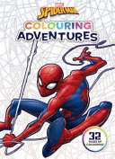 Spider-Man: Colouring Adventures (Marvel)