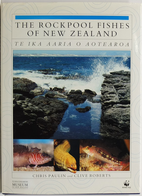 The Rockpool Fishes of New Zealand Te Ika Aaria o Aotearoa
