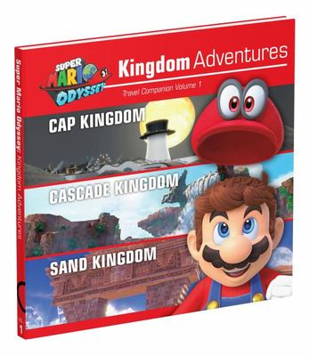 Super Mario Odyssey: Kingdom Adventures, Vol. 1