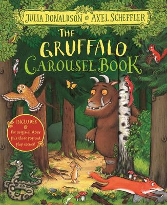 The Gruffalo Carousel Book (Plasticized HB)