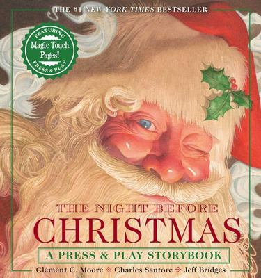The Night Before Christmas Press and Play Storybook