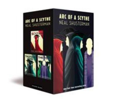Arc of a Scythe Box Set