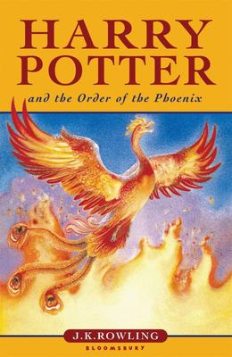 Harry Potter and the Order of the Phoenix (#5)