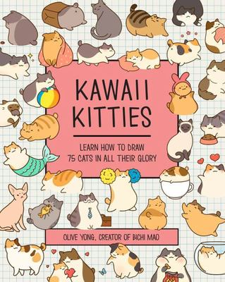 Kawaii Kitties - Learn How to Draw 75 Cats in All Their Glory